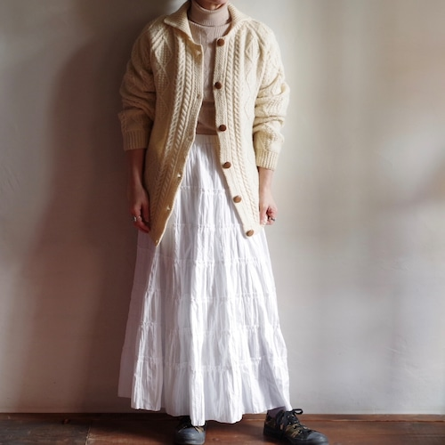 Tiered Skirt / ティアード スカート