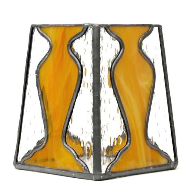 CLASSIC VASE SMALL ステンドグラス クラシック 花瓶デザイン 小 ステンドガラス