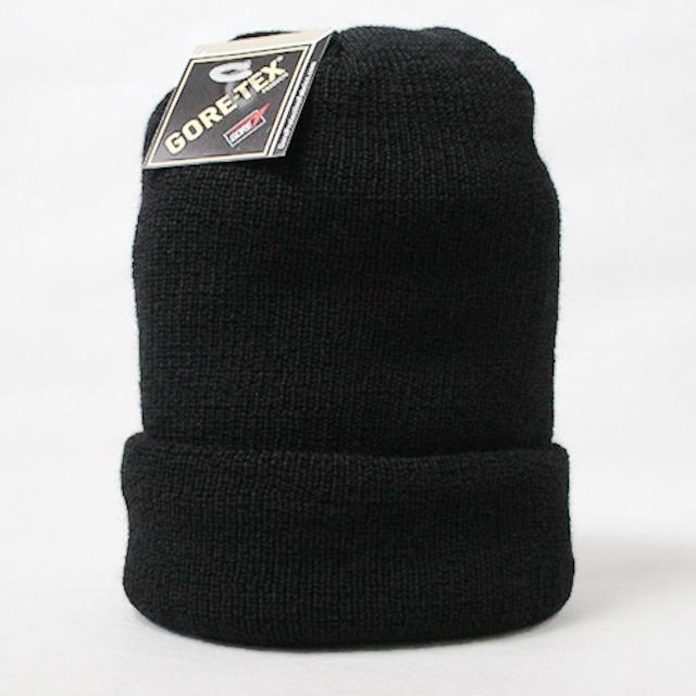 V XIV XII XXV WATCH CAP【BLACK】