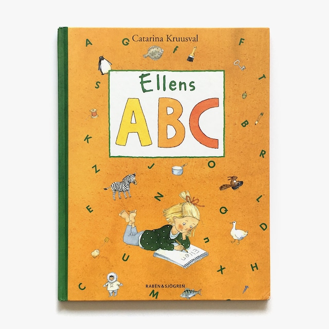 カタリーナ・クルースヴァール「Ellens ABC(エレンのABC)」《2006-01》