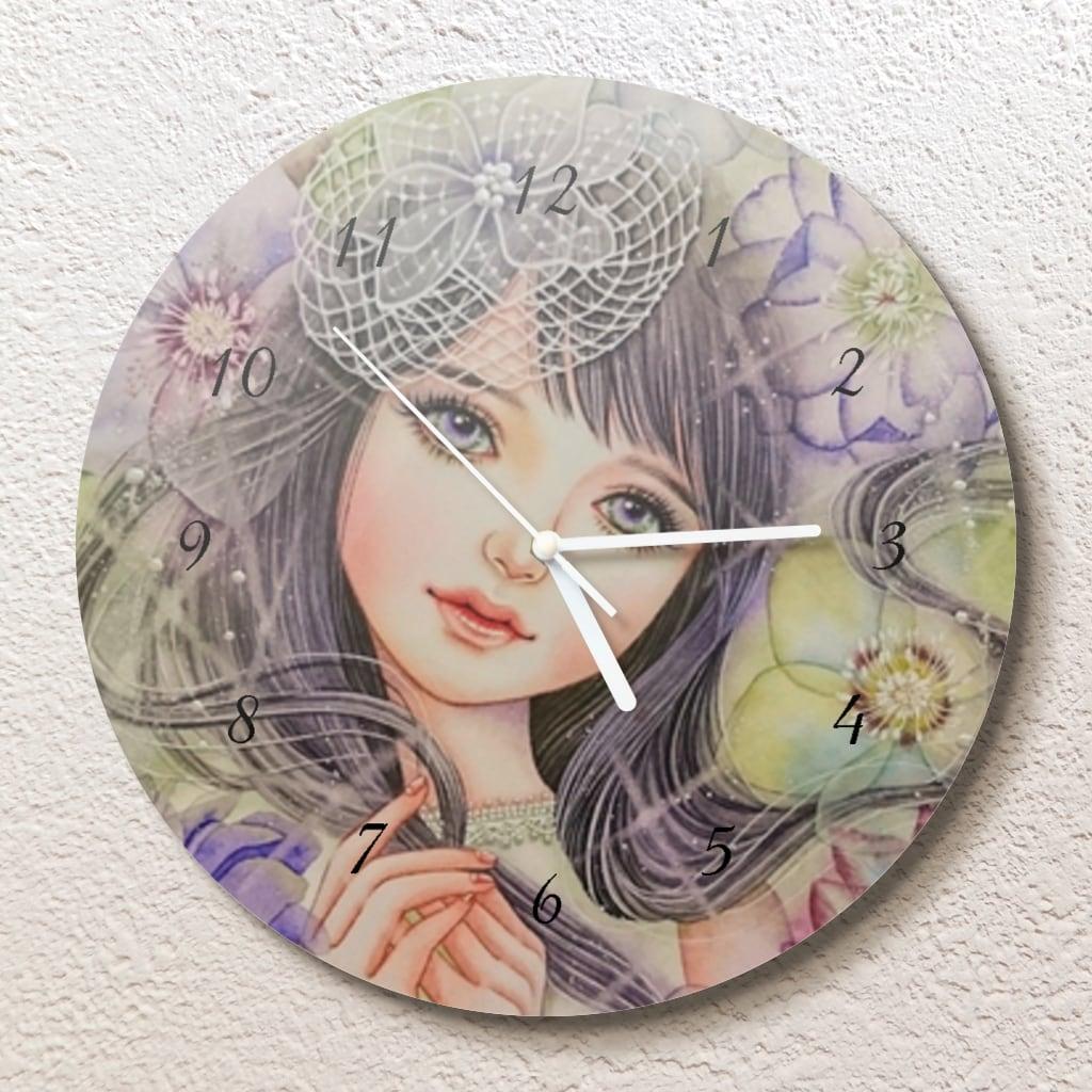 この光をあなたに壁掛け時計(L)