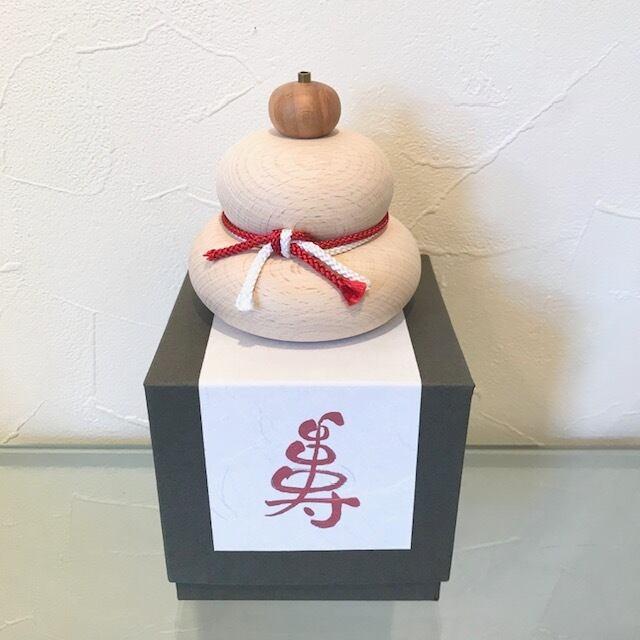 木の鏡餅 osio craft