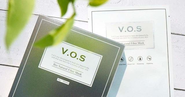 VOS Vクリスタルマスク(10枚入り)