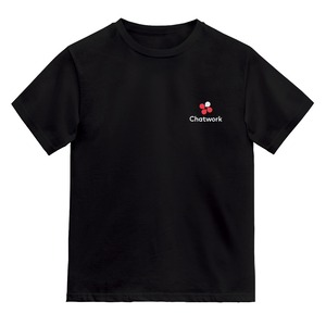 Chatwork LOGO Tシャツ Vt