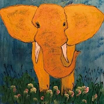 "Ichiro Fujiya & Takeshi Kurihara ""Elephant and a barbar"""