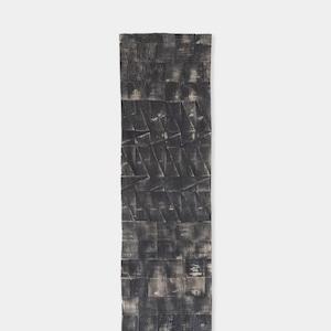 Shiori Mukai Textile 022 向井詩織 ブロックプリント 約36×190cm