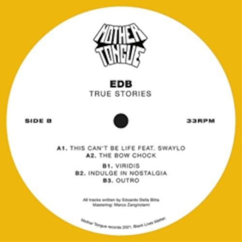 """【ラスト1/12""""】EDB - True Stories"""