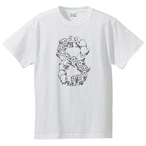 『メンフク音頭』Tシャツ
