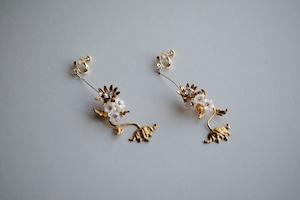 Bridal Earring・vintage・2020 /sale