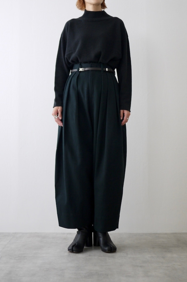 TENNE HANDCRAFTED MODERN | 3 tuck wide pants