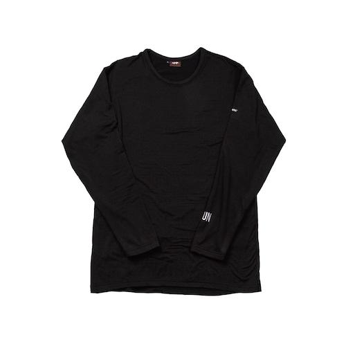 NEW UN1000 Crew Neck Underwear / Black