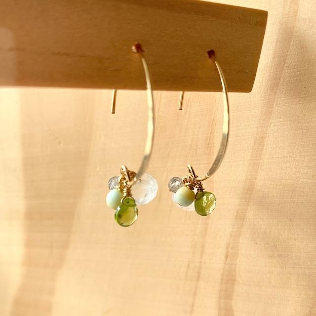 SAGUNA earrings