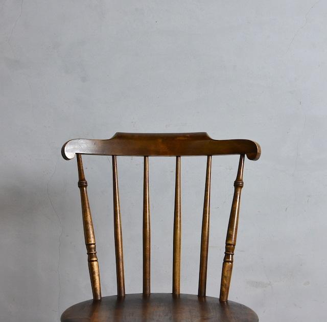 Ibex chair / アイベックスチェア【B】〈ダイニングチェア・ウィンザーチェア・デスクチェア・椅子・カントリー〉112322