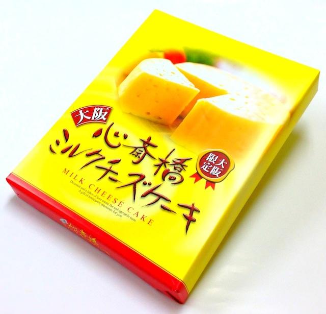 心斎橋ミルクチーズケーキ【9個入り】