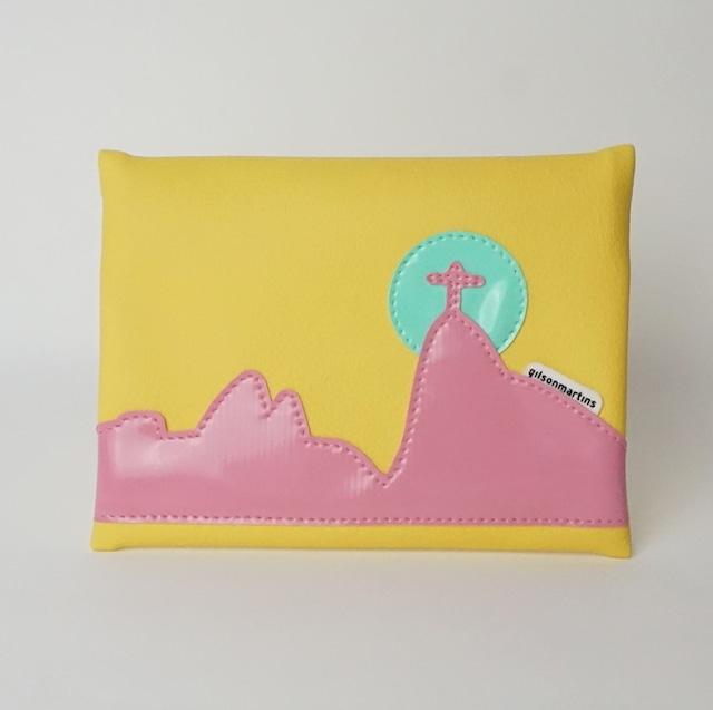 ジルソン・マルチンス TRIP LANDSCAPE MINI トリップランドスケープ ミニ パステル 黄色・ピンク