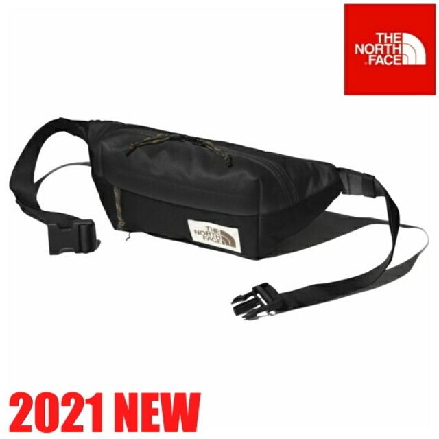 ノースフェイス バッグ ウエストバッグ ヒップバッグ ランバーパック THE NORTH FACE Lumbar Pack NM71954 TNFブラックヘザー