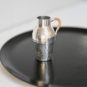【30967】 錫とっくり(1個)  / Tin Sake Bottle