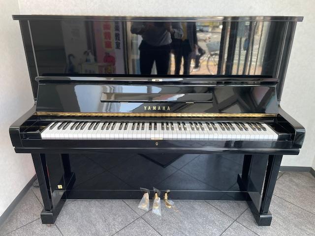 中古ピアノ ヤマハU3(1971年製造)