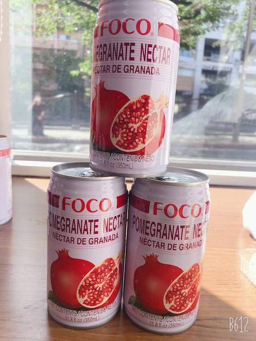Nước Lựu Lon( Pomegranate Nectar)-350ml