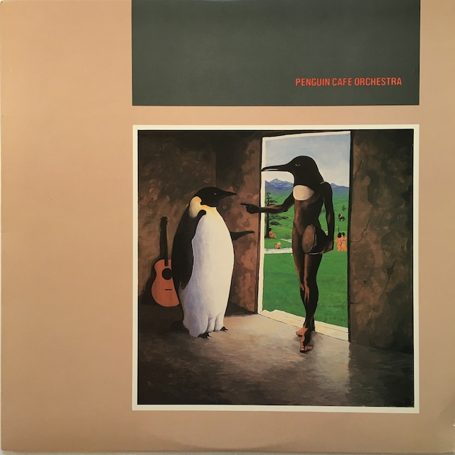 【LP・米盤】Penguin Cafe Orchestra / Penguin Cafe Orchestra