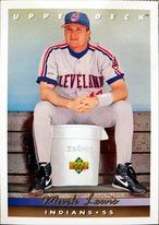 MLBカード 93UPPERDECK Mark Lewis #088 INDIANS