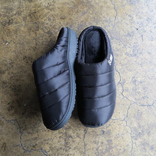 SUBUソール 『冬にはくサンダル』(black)