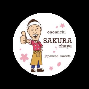 尾道「SAKURA」ちゃんねるステッカー