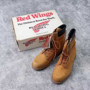 90年代【Dead Stock】RED WING 1215 8D A263