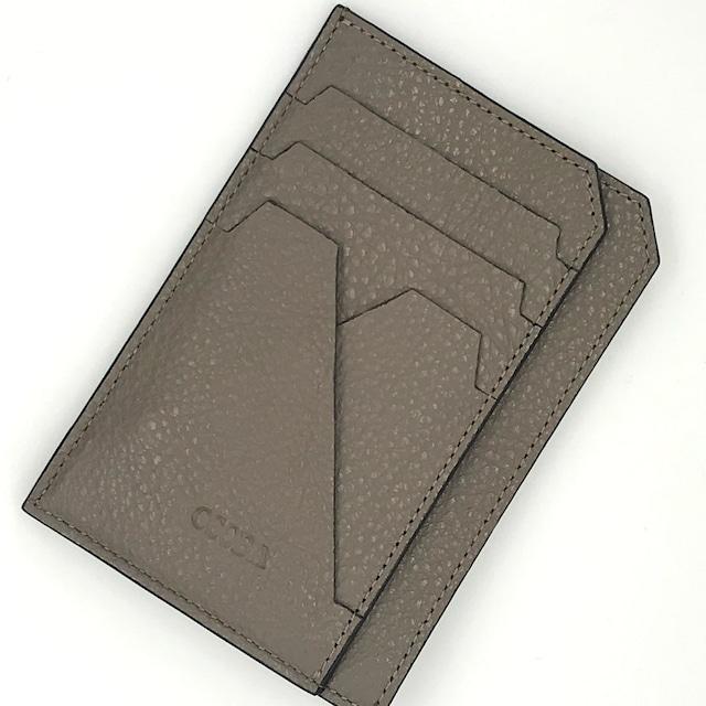 amiペールブラウン【OSOBA small wallet】