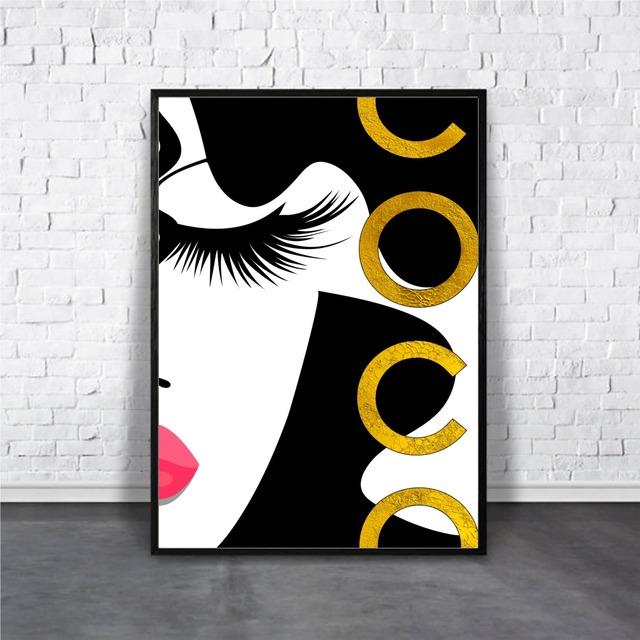 COCO / 【アートポスター専門店 Aroma of Paris】[AP-000144]