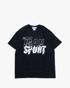 TRANSPORT CRUSH T-SHIRT BLACK