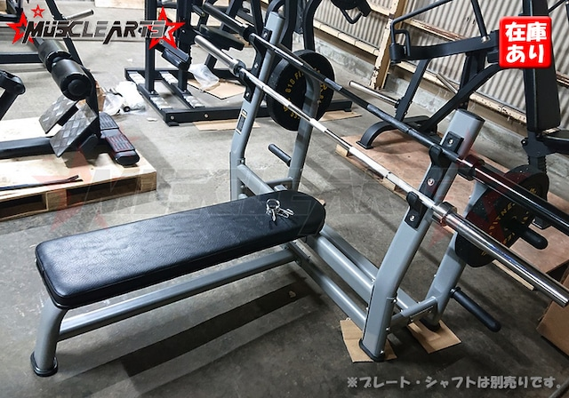 【BLACK黒タイプ】業務用 オリンピックベンチ MA-OB124B ブラック 黒 ベンチプレス専用【全国送料無料】【数量限定】
