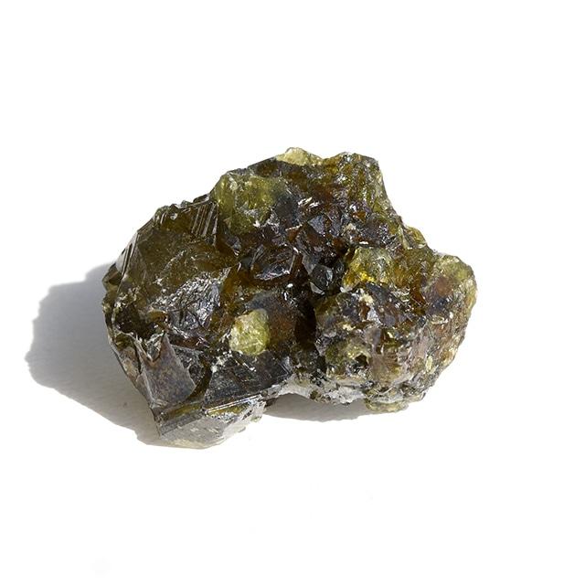 スファレライト結晶