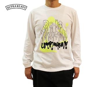 ULTRA HEAVY   GELCHOP  Long sleeved T-shirt