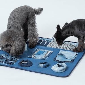 デニマット(愛犬用多機能遊具)