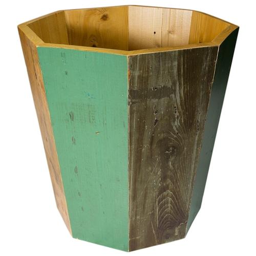 PIET HEIN EEK(ピート ヘイン イーク) Scrapwood Trashcan スクラップウッドトラッシュカン