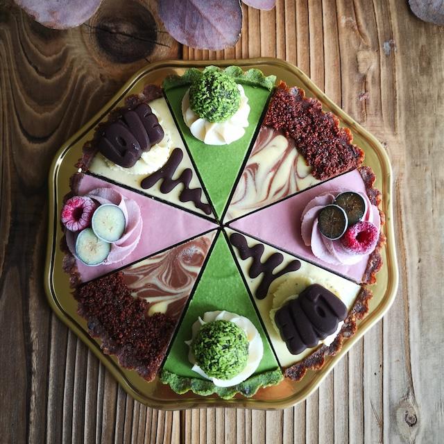 【ご予約のお客さま専用です】季節のローケーキアソートセット Vol.9