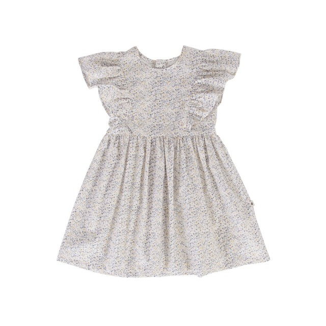 Peggy / Marly Dress Mini Blue Floral
