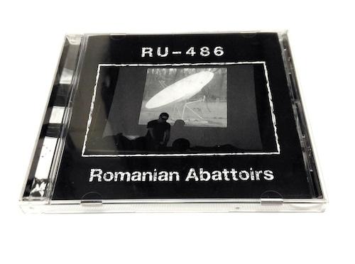[USED] RU-486 - Romanian Abattoirs (2013) [CD]