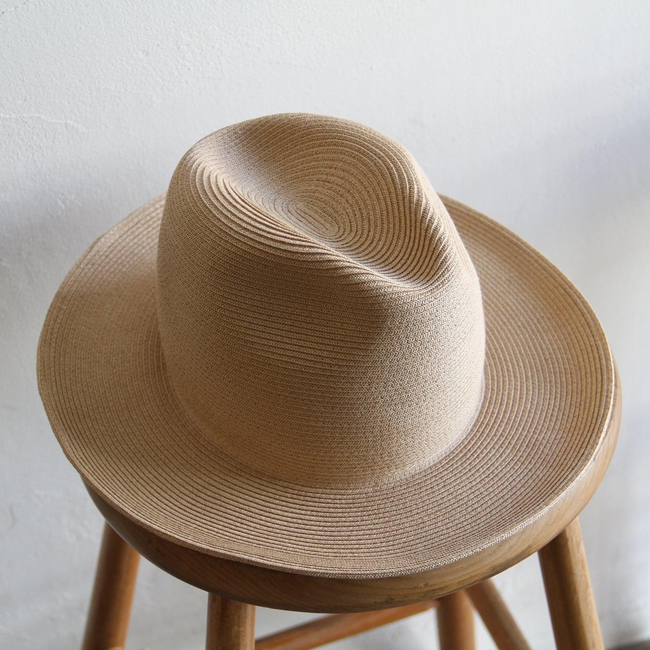 HICOSAKA【 womens 】paperbraid foldable hat