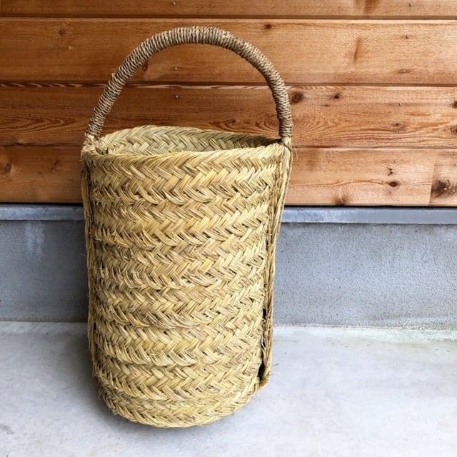 モロッコ 水草バスケット