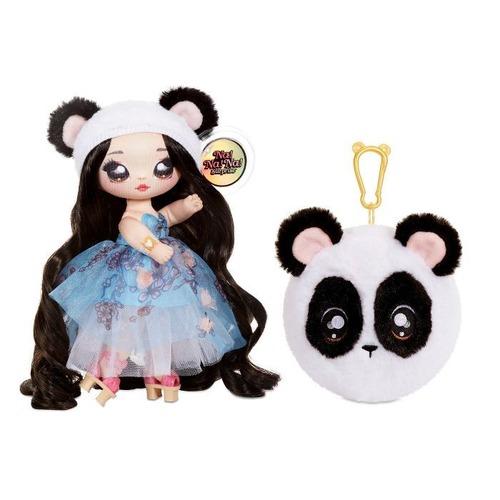 送料無料 Na! Na! Na! Surprise 2-in-1 Fashion Doll and Plush Purse Series 4 – Juli Joyful