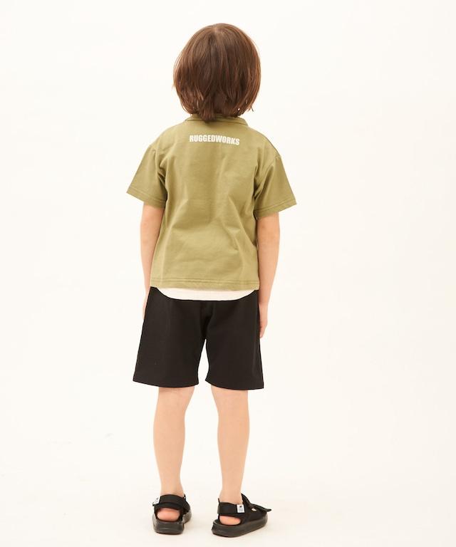 【セット】半袖Tシャツ+タンクトップ