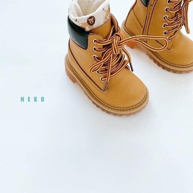 «sold out» outdoor boots 2colors キッズブーツ