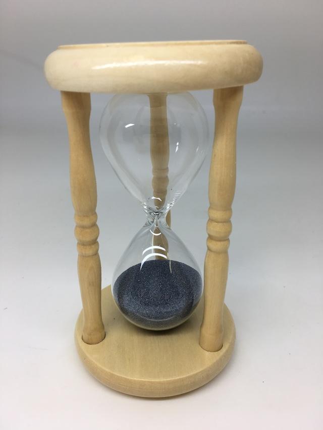 職人手作り「砂時計」和カラー4種類 <<5分計>>