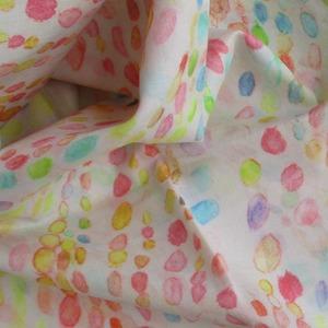 水玉スカーフ