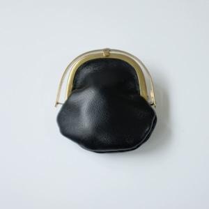 iremono - がま口 - sheep leather