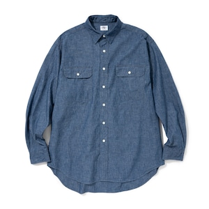 """Just Right """"Selvedge Chambray Shirt"""""""