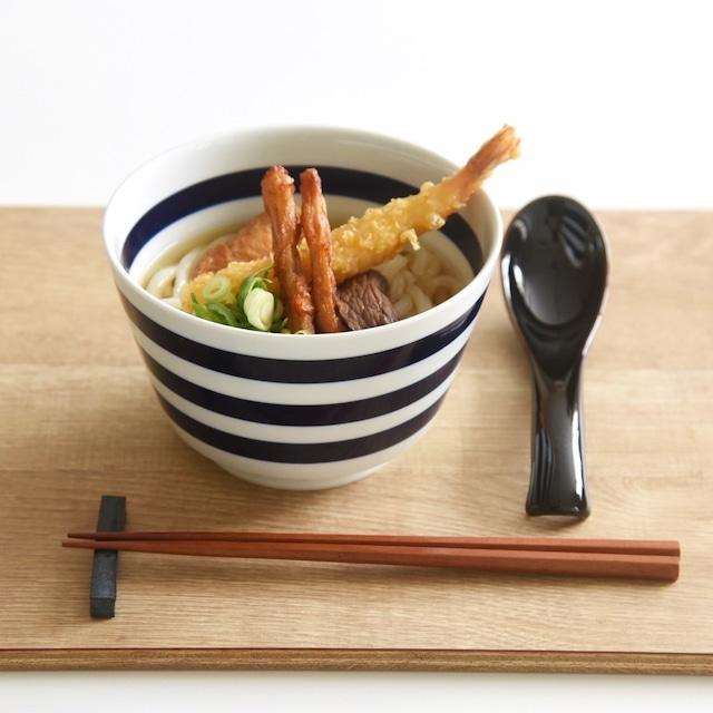【natural69】 【ボーダーボーダー】 【丼】 波佐見焼 食器 北欧 おしゃれ 麺鉢 ラーメン鉢 うどん鉢 どんぶり
