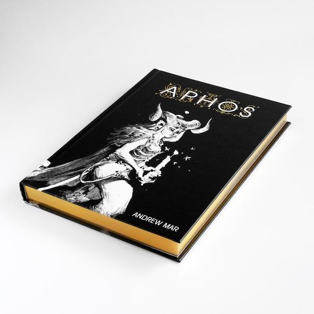 イラスト集「Aphos」イラストレーターAndrew Mar(英語版)